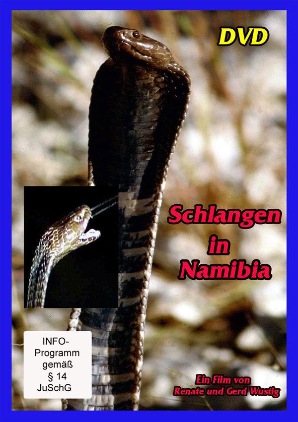 Schlangen in Namibia